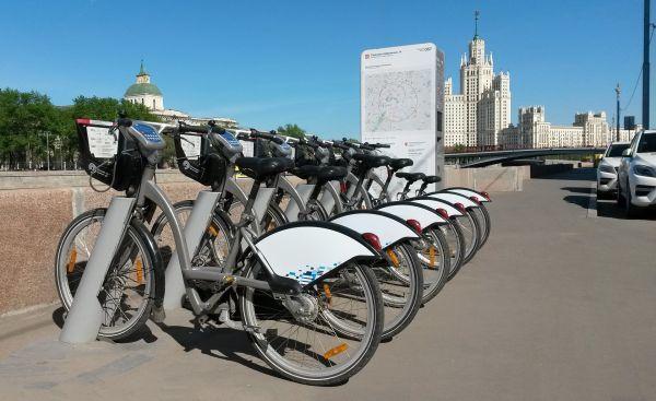 Fahrradverleih in Moskau mit Russisch für Anfänger
