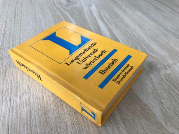 Wörterbuch fürs Russisch Lernen