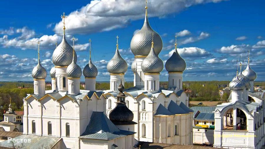 Der Goldene Ring_Russisch für Anfänger