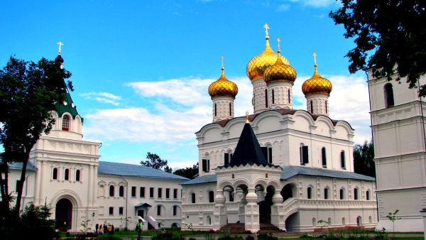 Kostroma_Ipatios-Kloster_Der Goldene Ring