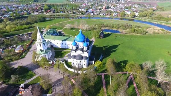 Susdaler Kreml_Der Goldene Ring
