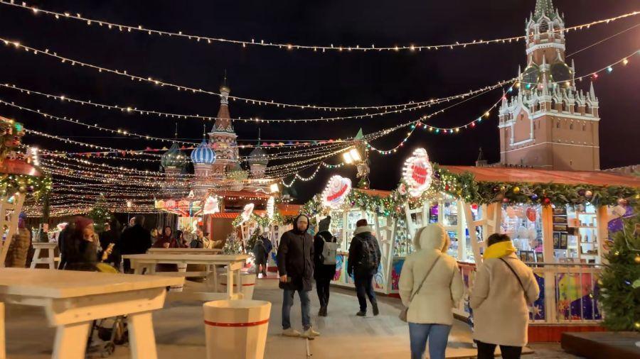 Russische Weihnachten